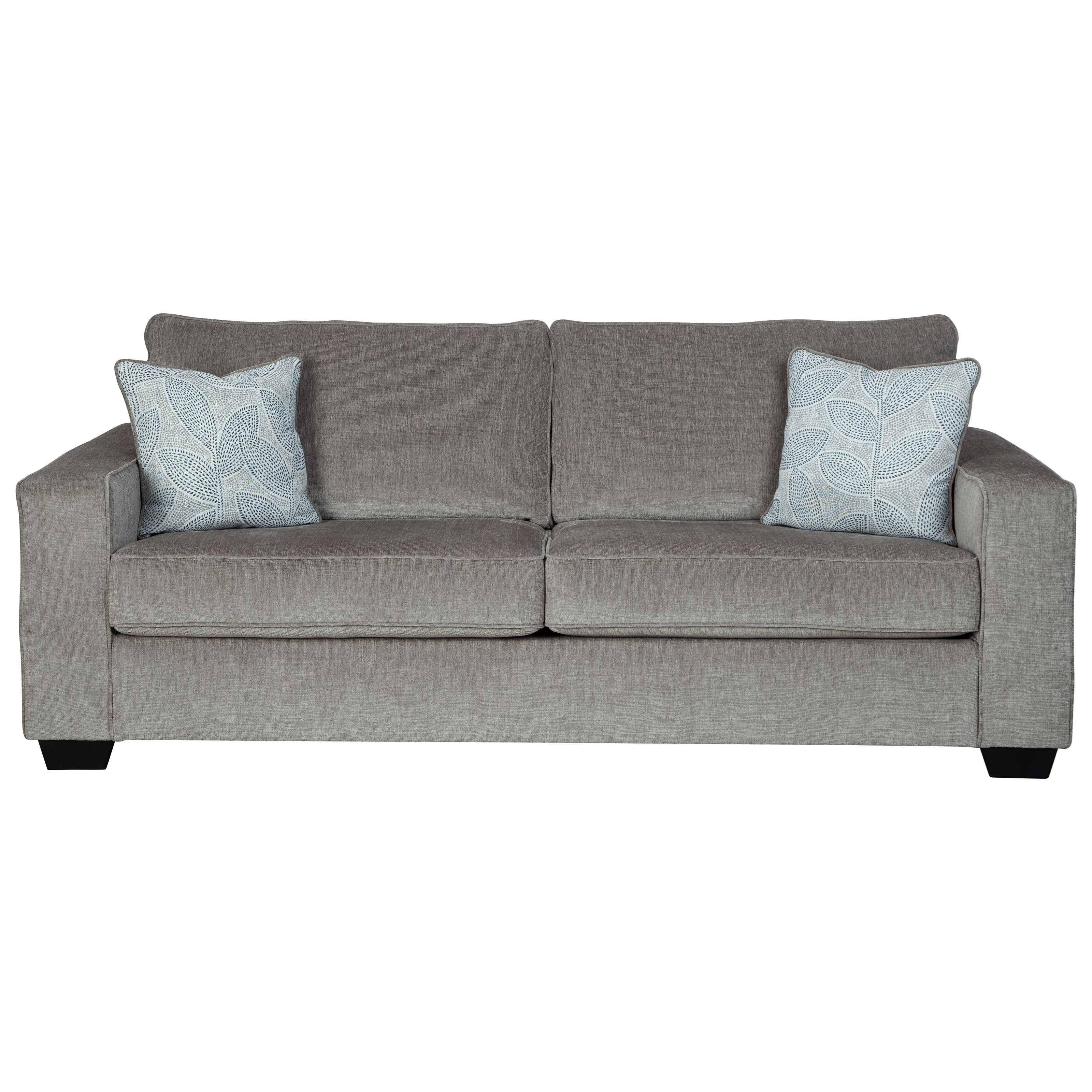 - Signature Design By Ashley Altari Queen Sofa Sleeper With Memory