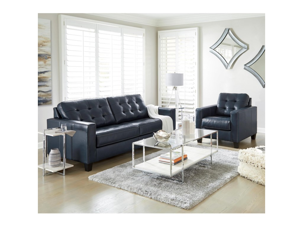 Signature Design by Ashley AltonburyStationary Living Room Group