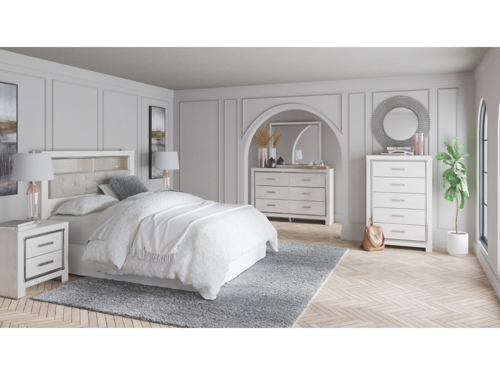 Signature Design by Ashley AltyraQueen Bedroom Group