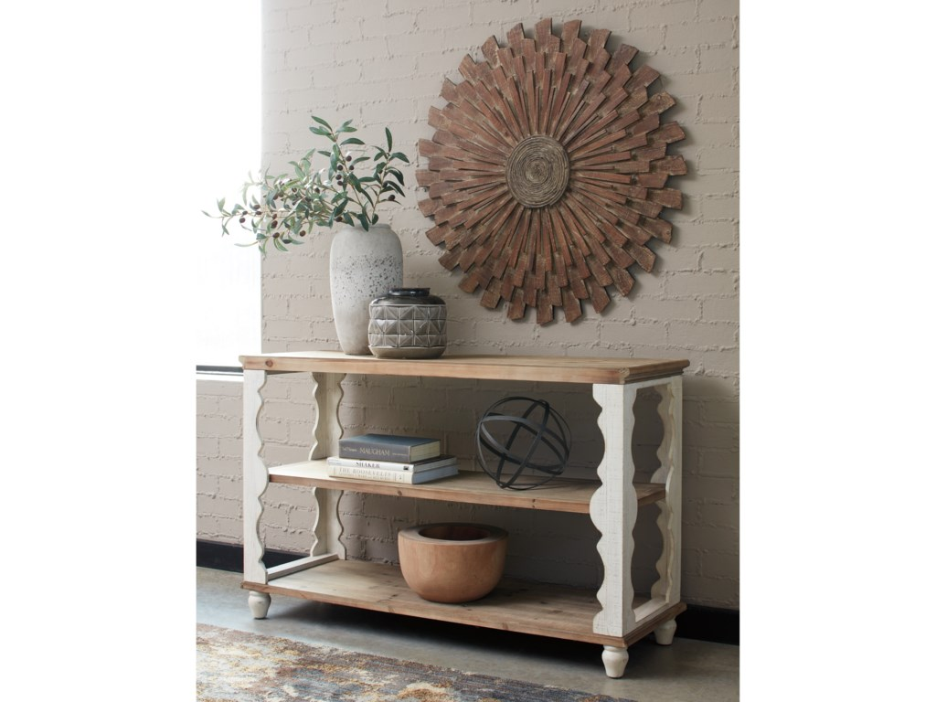 Signature Design by Ashley AlwyndaleConsole Sofa Table