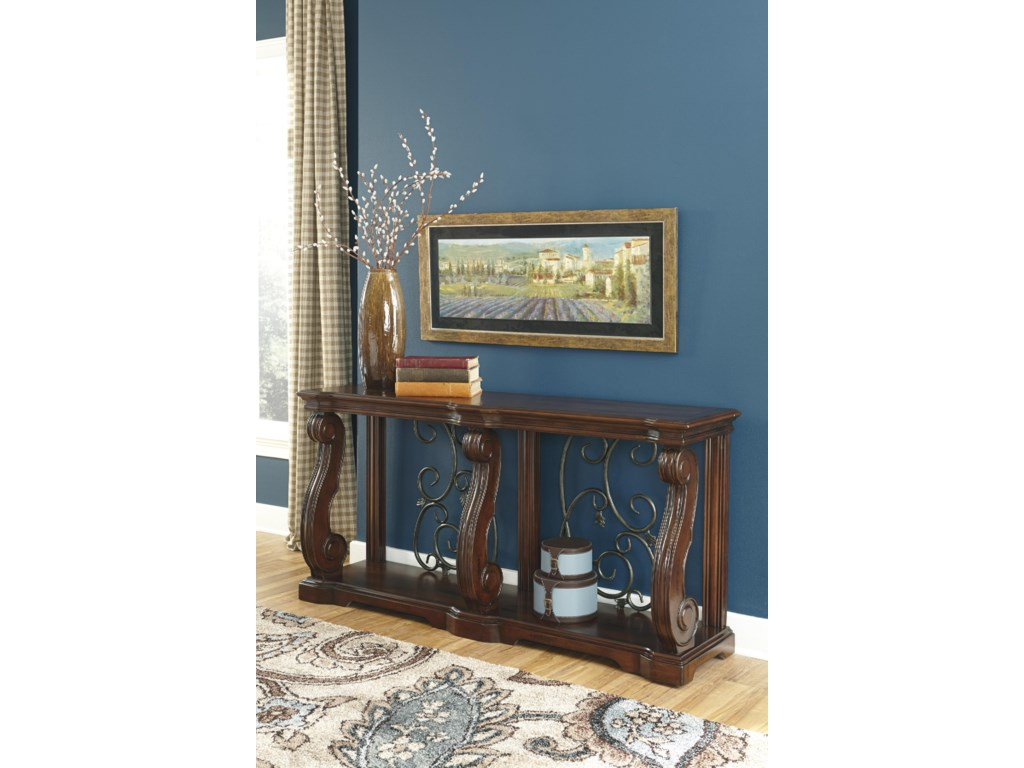 Signature Design by Ashley AlymereSofa Table