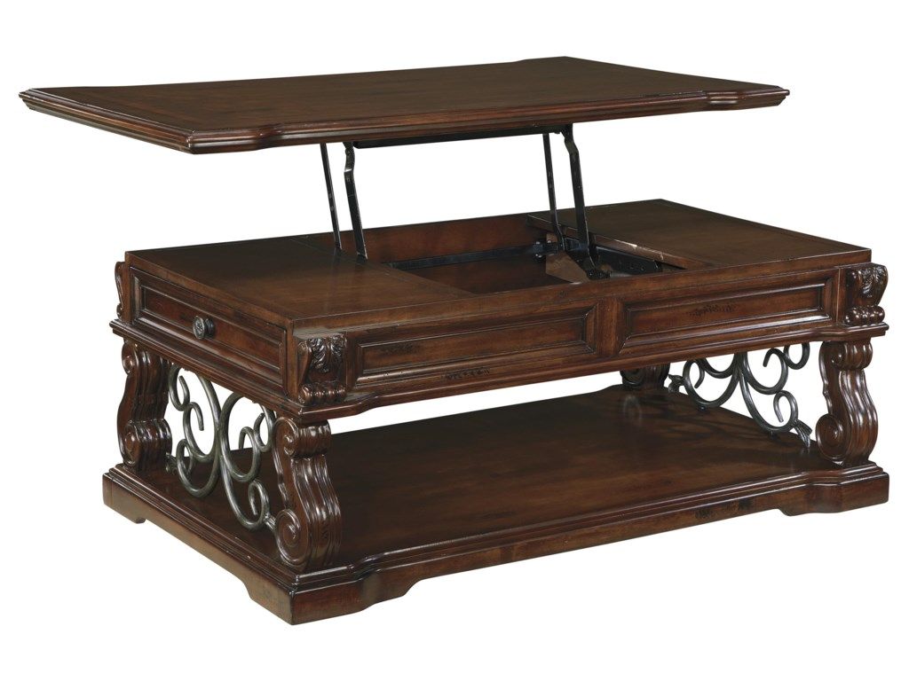 Signature Design by Ashley AlymereLift Top Cocktail Table