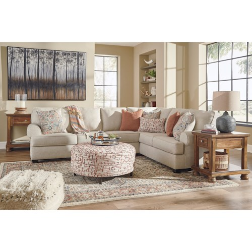 Signature Design by Ashley Amici Living Room Group