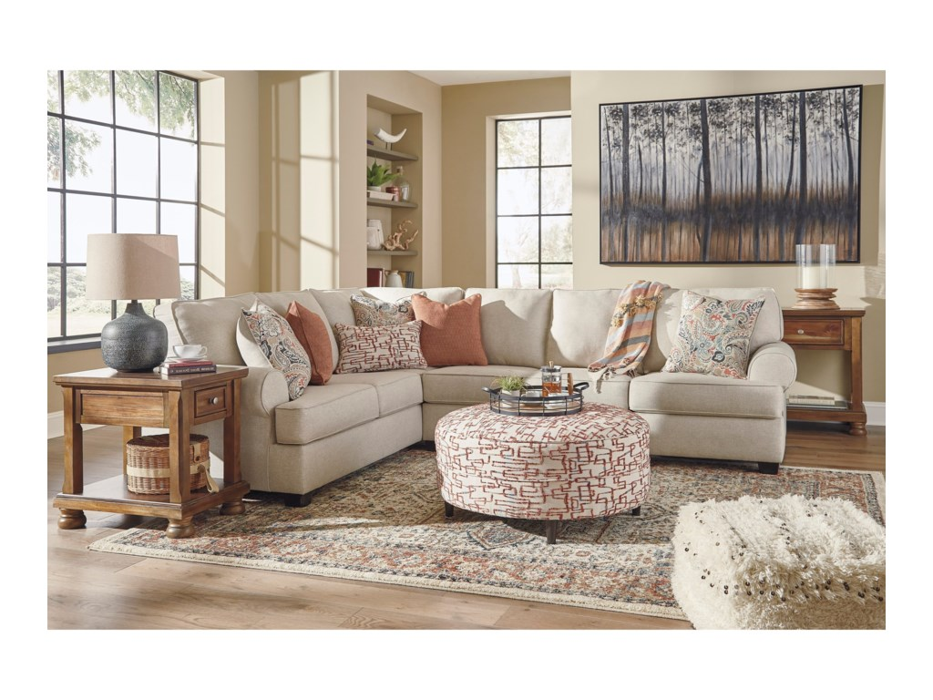 Ashley (Signature Design) AmiciLiving Room Group