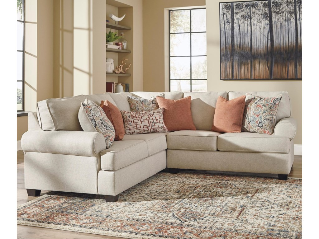Signature Design by Ashley Amici2-Piece Corner Sectional