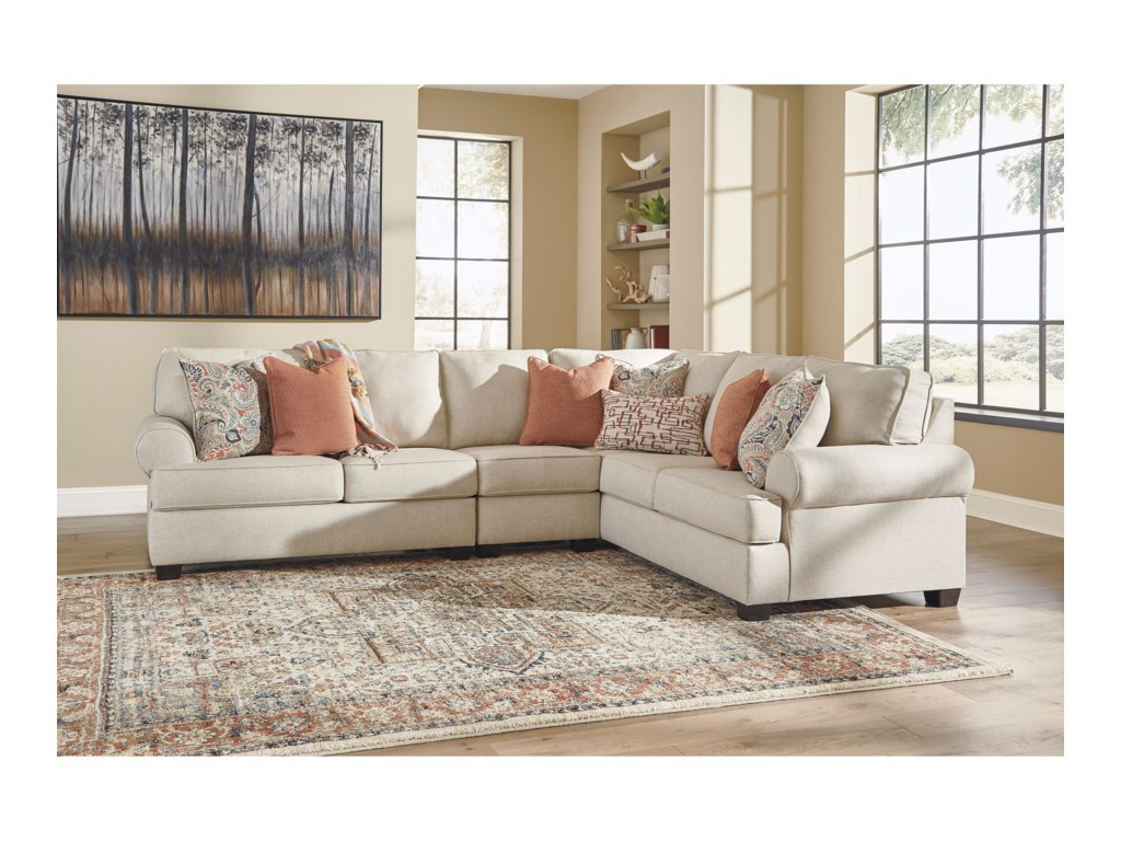 Signature Design by Ashley Amici3-Piece Sectional