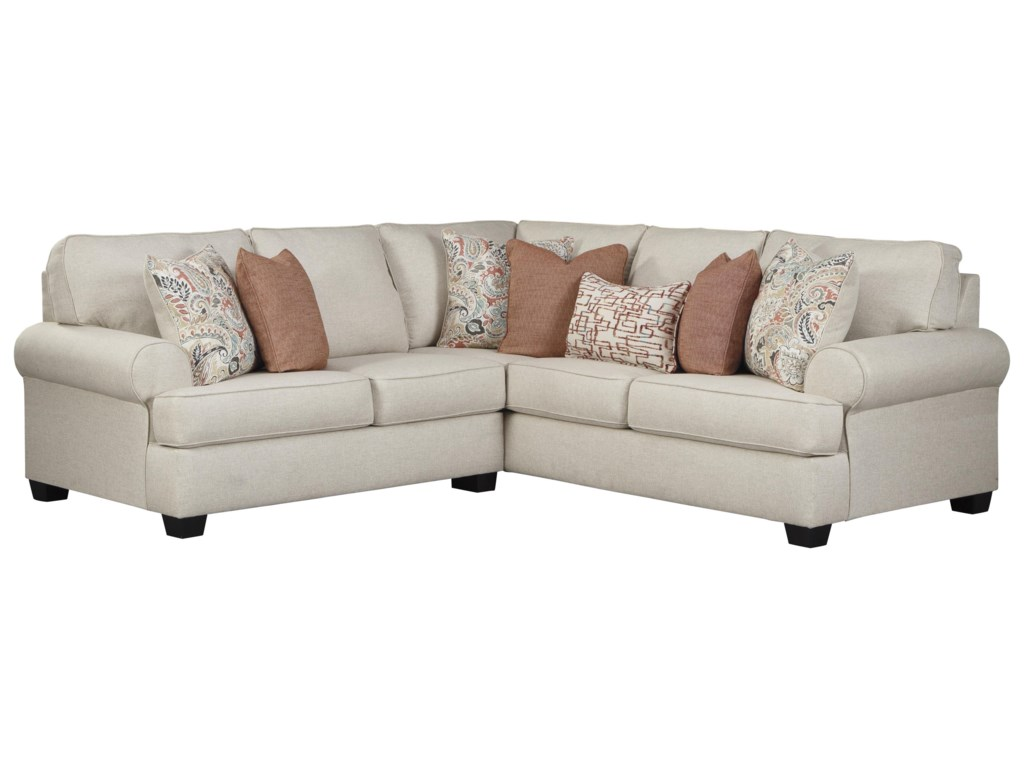 Signature Design by Ashley Amici2PC LAF Sectional