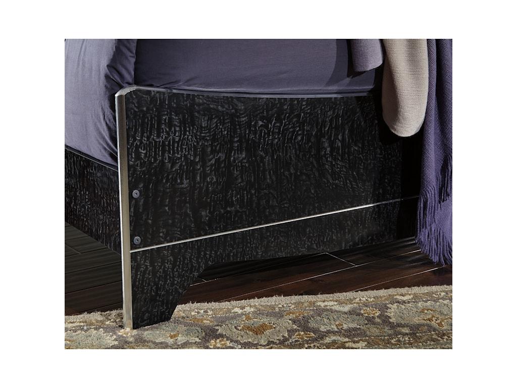 Ashley (Signature Design) AmrothiKing Upholstered Panel Bed