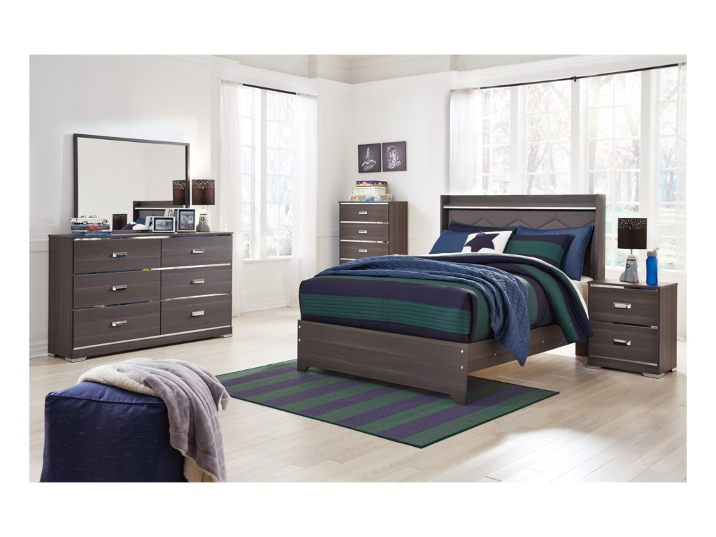 Signature Design by Ashley AnnikusFull Bedroom Group