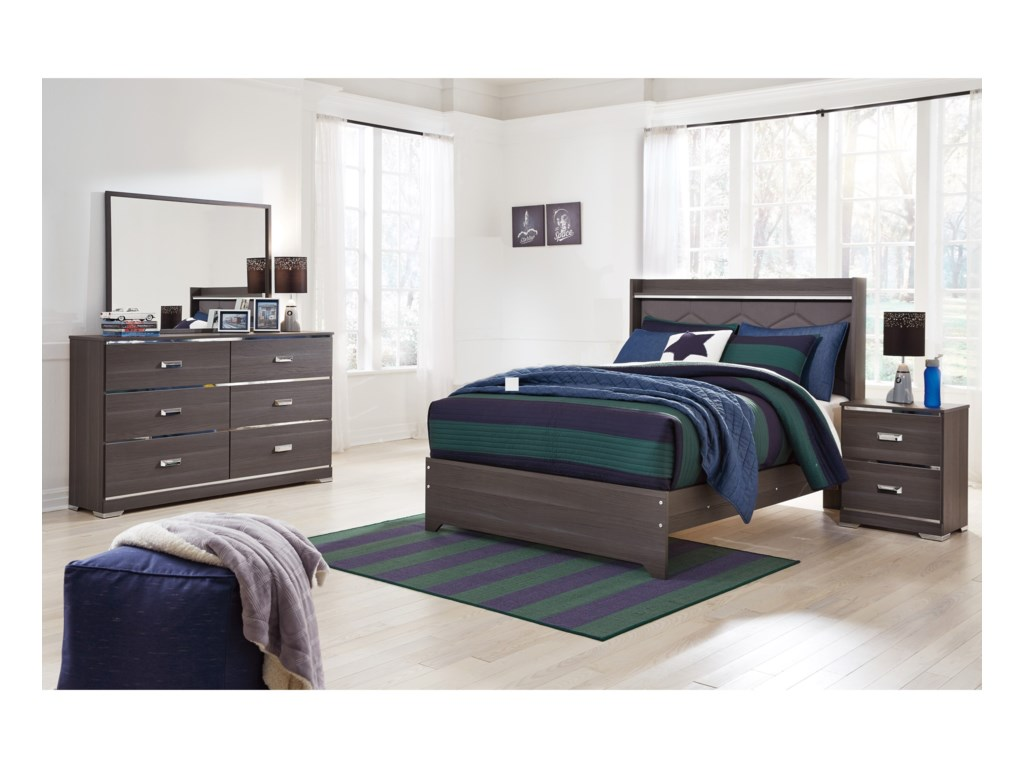 Ashley (Signature Design) AnnikusFull Bedroom Group