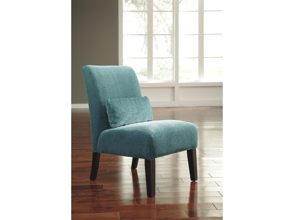 Ashley (Signature Design) Annora - TealAccent Chair