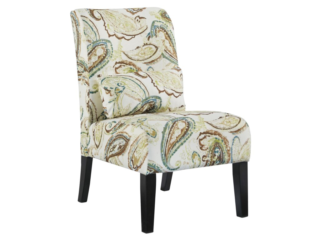 Signature Design by Ashley Annora - PaisleyAccent Chair