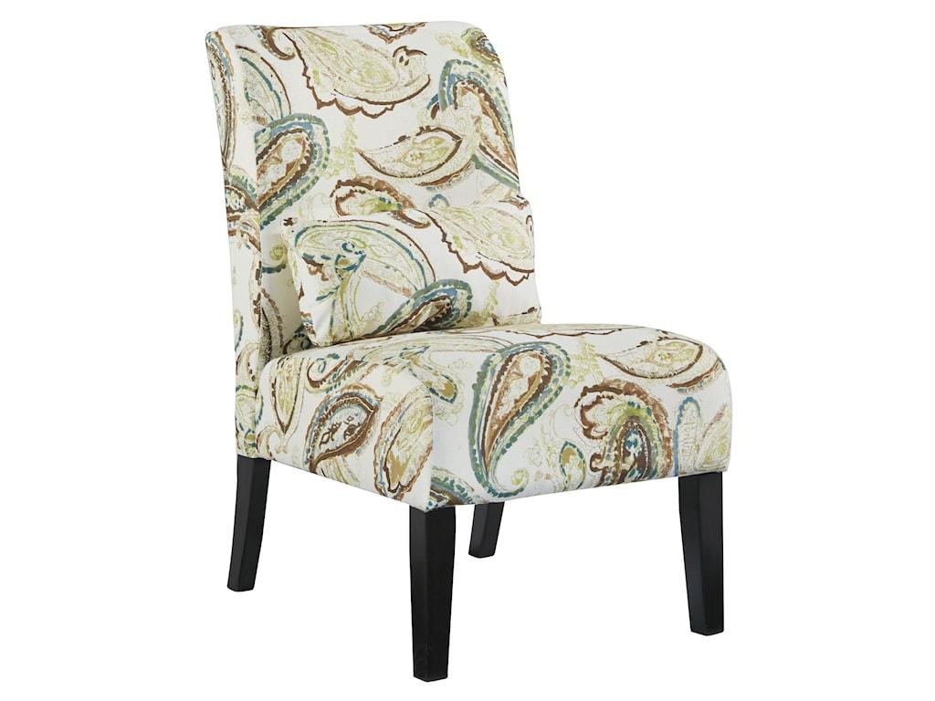 Ashley (Signature Design) Annora - PaisleyAccent Chair