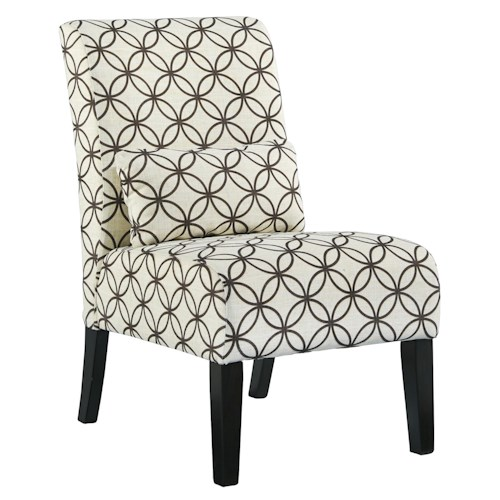 Ashley Furniture 9690121 Carlino Mile Crystal Accent Chair
