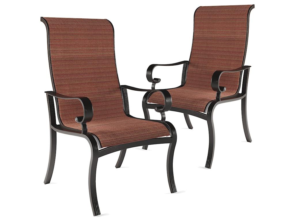 Trendz Artisan SunSet of 2 Sling Chairs