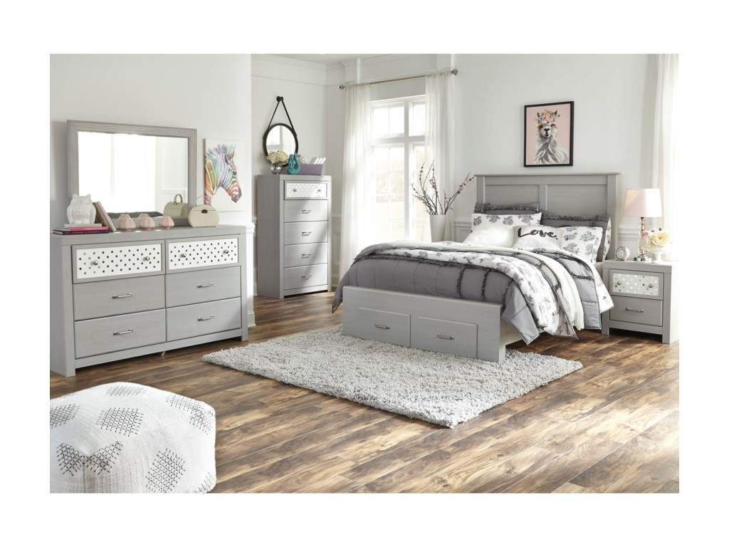 Signature Design by Ashley ArcellaFull Bedroom Group