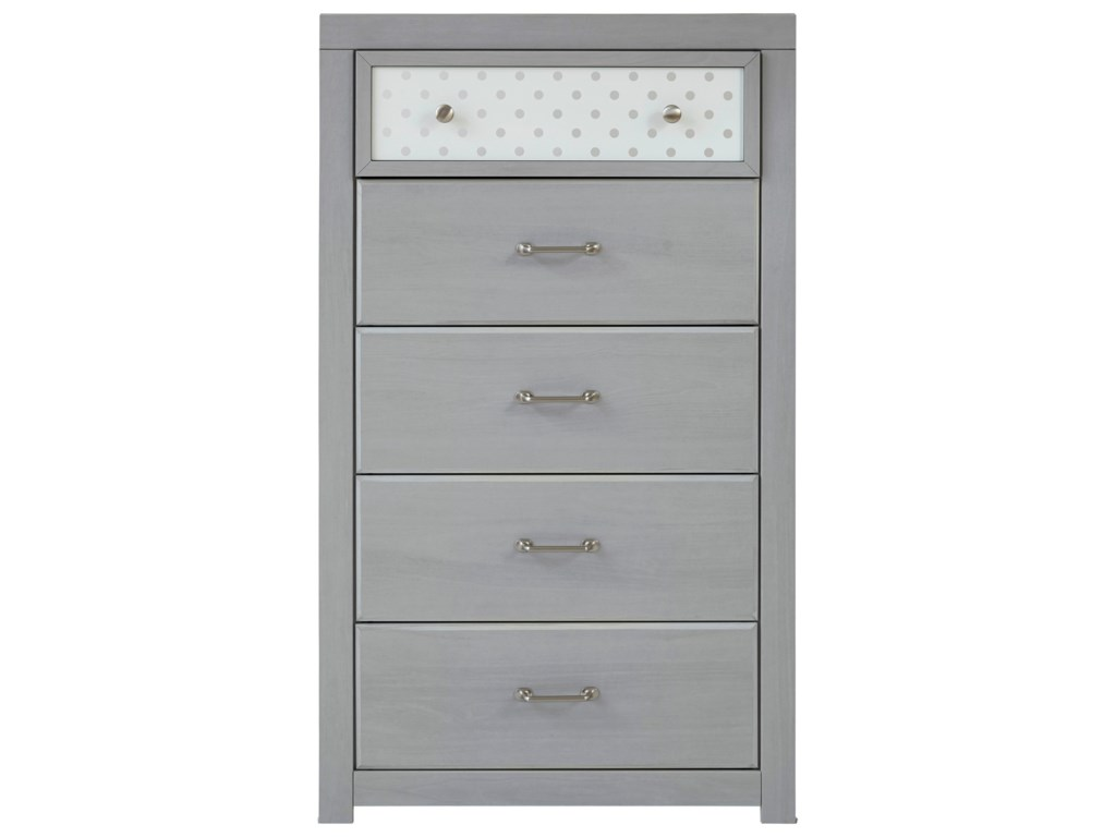 Signature Design by Ashley Arcella5-Drawer Chest