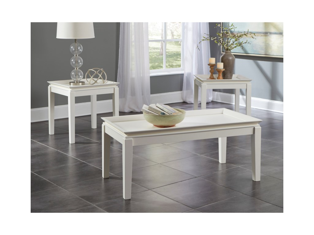 Signature Design by Ashley Ardintown3 Piece Occasional Table Set