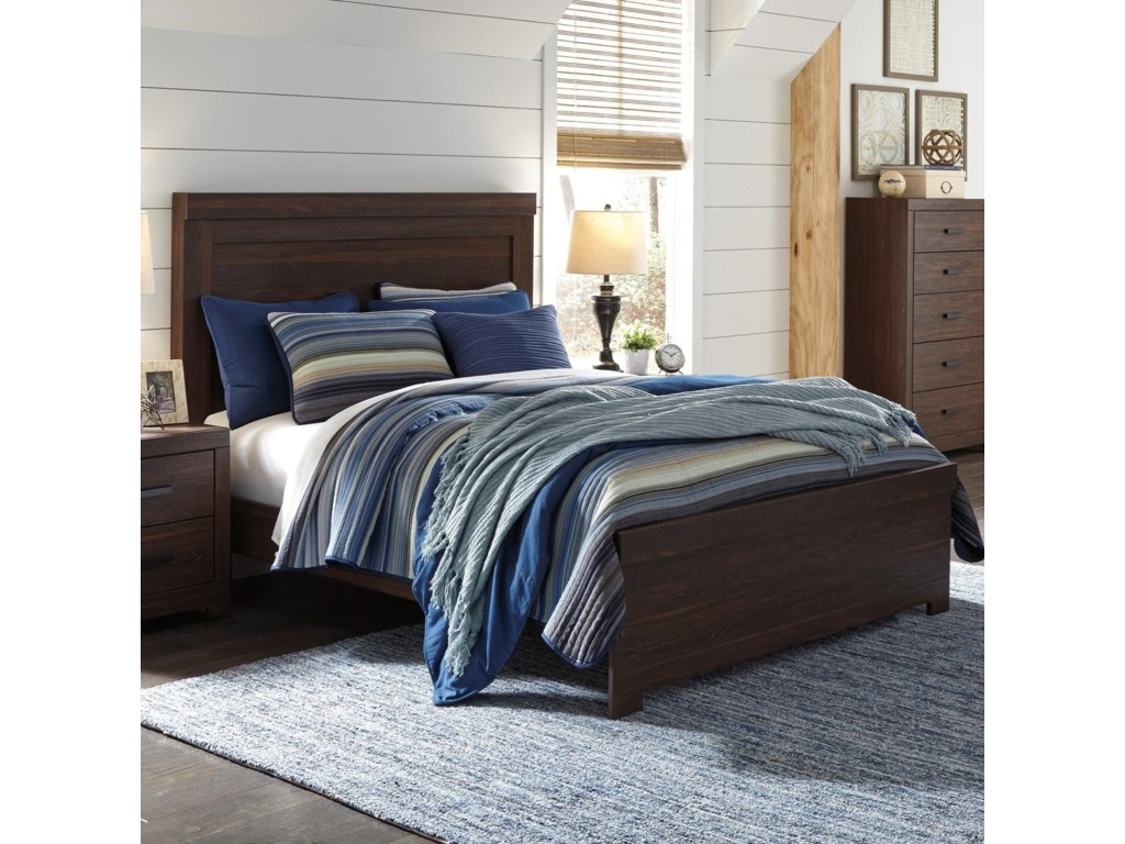 Signature Design by Ashley ArkalineKing Panel Bed