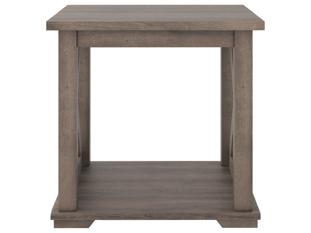 Signature Design by Ashley ArlenbrySquare End Table