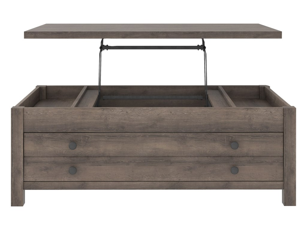 Signature Design by Ashley ArlenbryRectangular Lift Top Cocktail Table