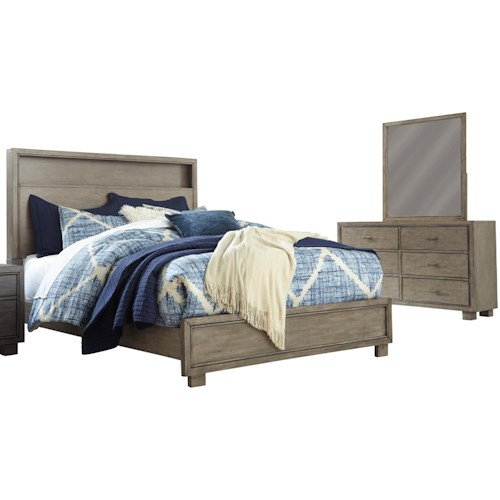 Signature Design by Ashley Arnett Queen Bedroom Group