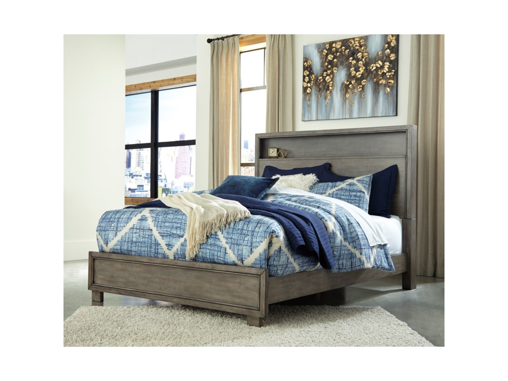 Signature Design by Ashley ArnettQueen Bed
