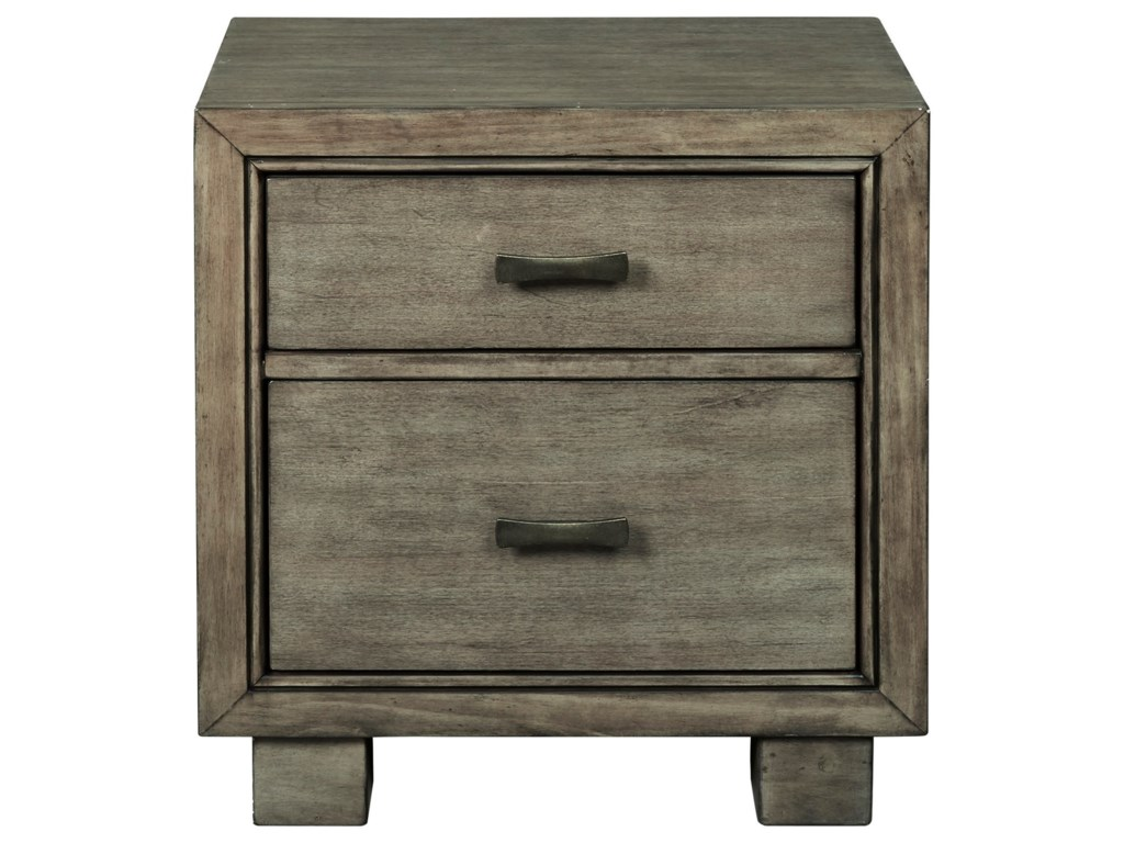 Signature Design by Ashley Arnett2 Drawer Nightstand