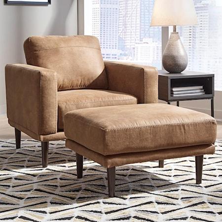RTA Chair & Ottoman