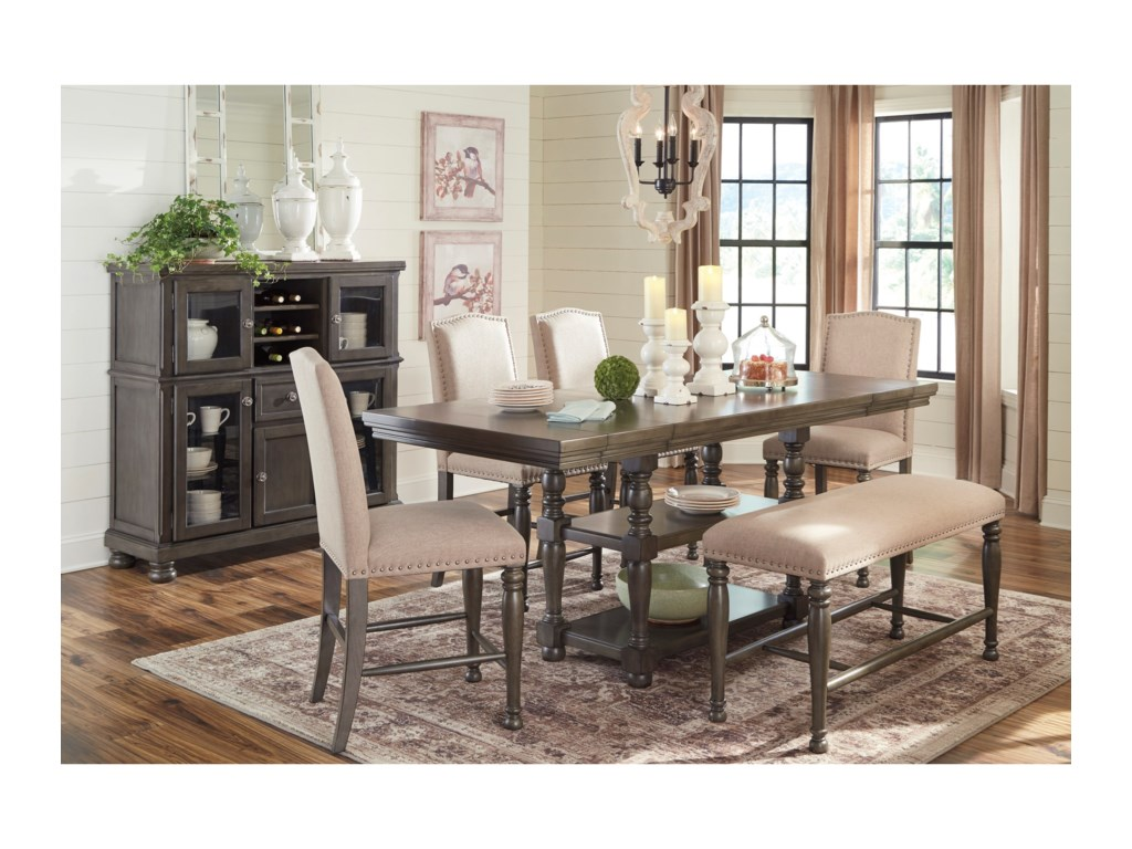 Signature Design by Ashley AudberryFormal Dining Room Group
