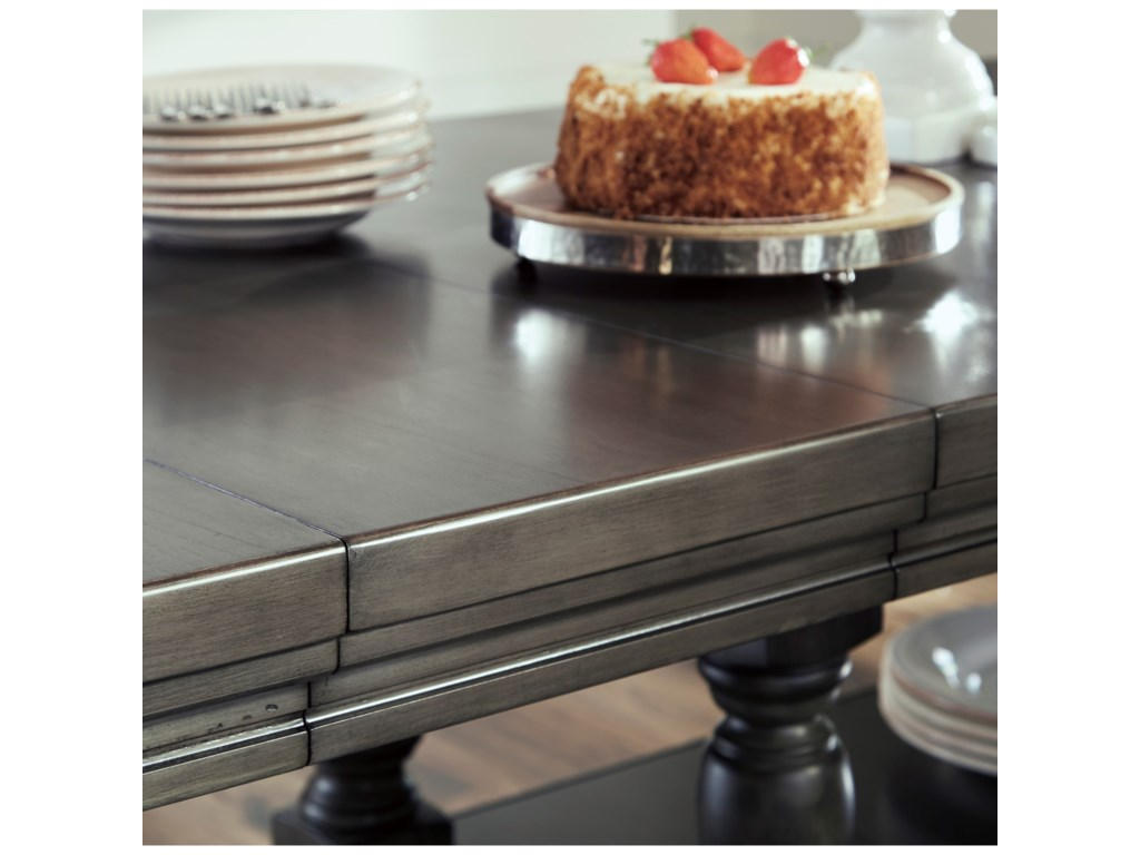Signature Design by Ashley AudberryCounter Height Dining Table