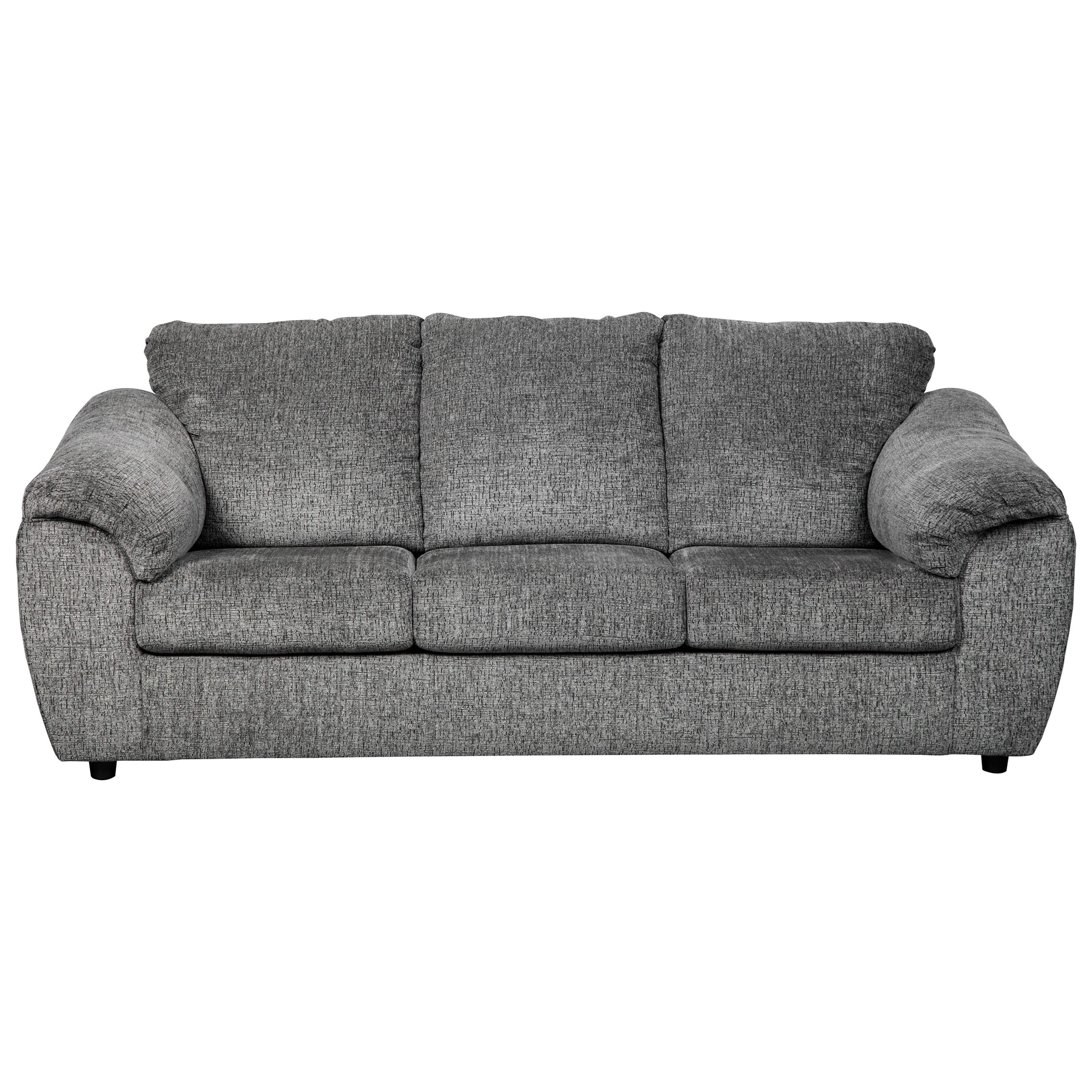 Signature Design By Ashley Azaline Full Sofa Sleeper With Memory Foam  Mattress