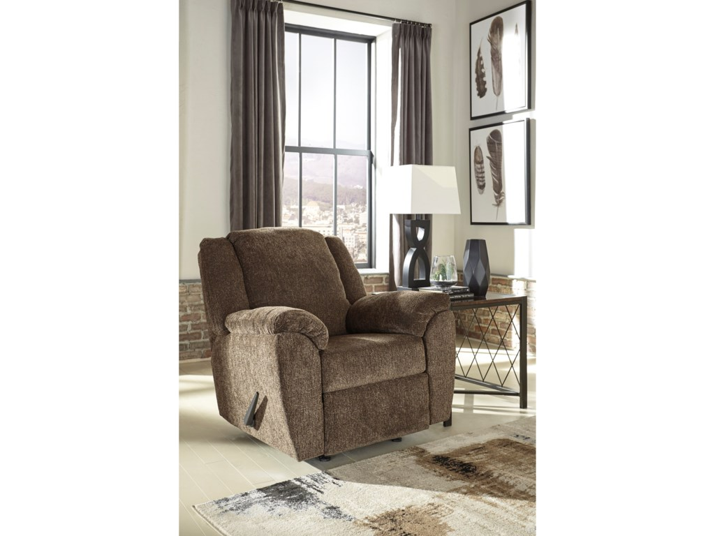 Signature Design by Ashley AzalineRocker Recliner