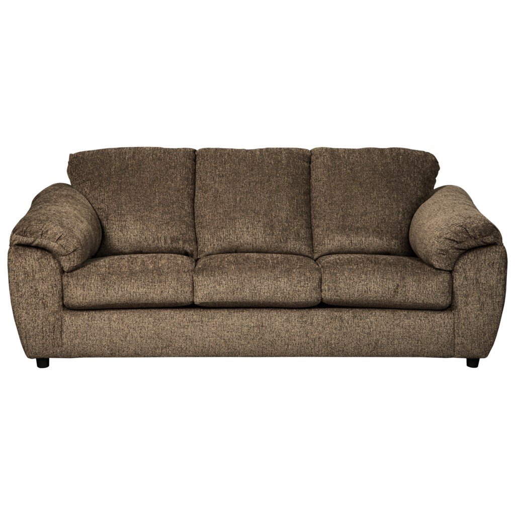 signature design by ashley azaline casual contemporary sofa value