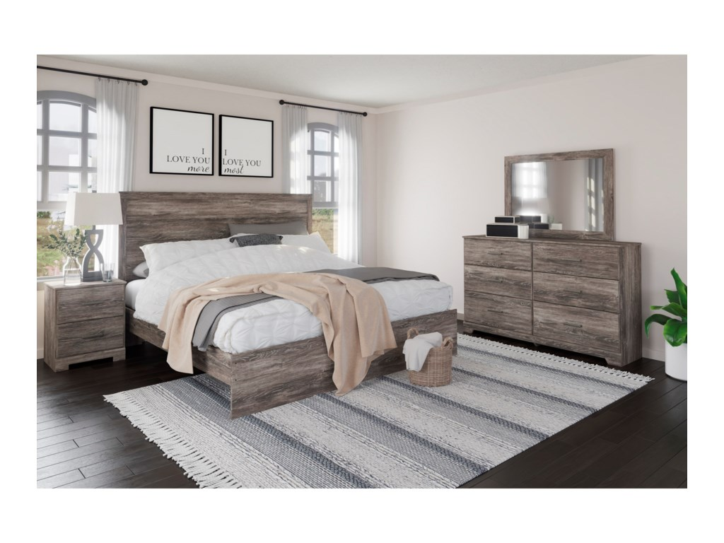 Signature Design by Ashley RalinskiKing Bedroom Group