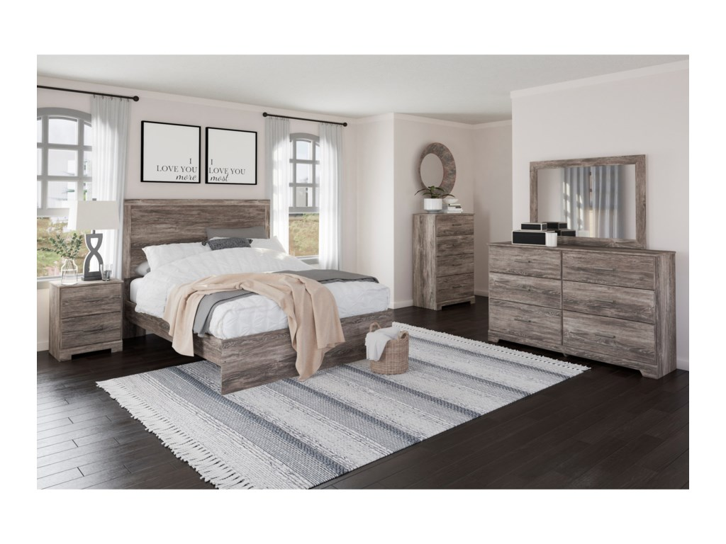Signature Design by Ashley RalinskiQueen Bedroom Group