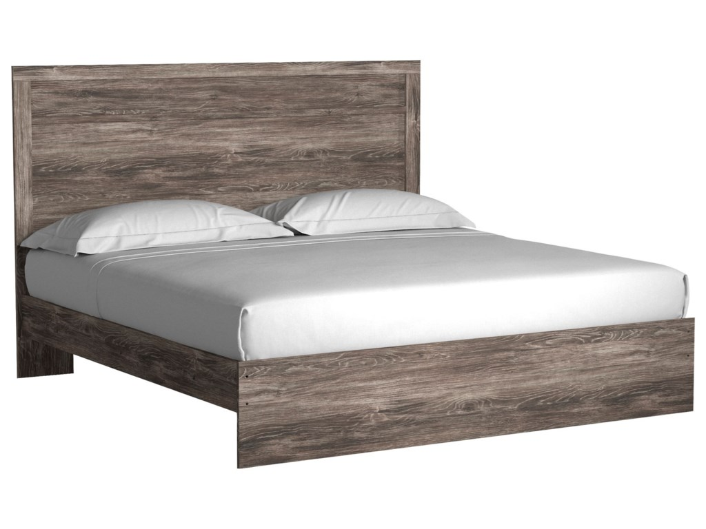 Signature Design by Ashley RalinskiKing Panel Bed