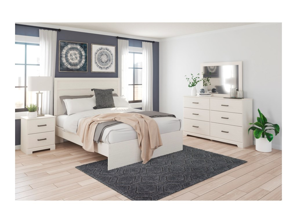 Signature Design by Ashley StelsieQueen Bedroom Group
