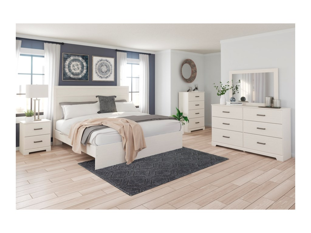 Signature Design by Ashley StelsieKing Panel Bed