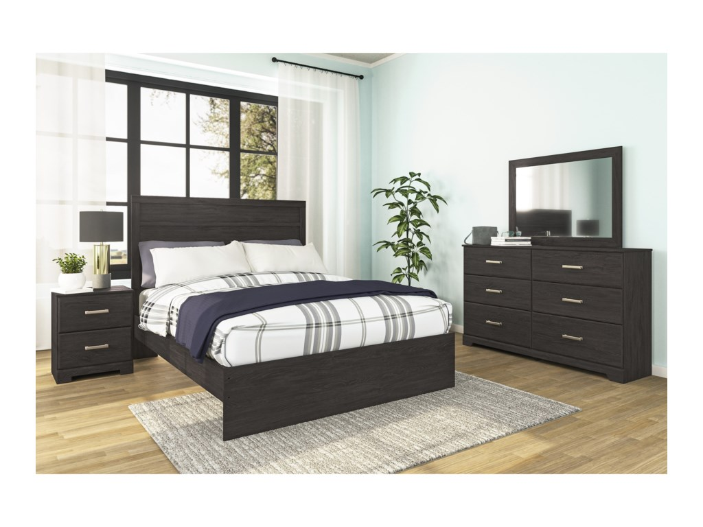 Signature Design by Ashley BelachimeQueen Bedroom Group