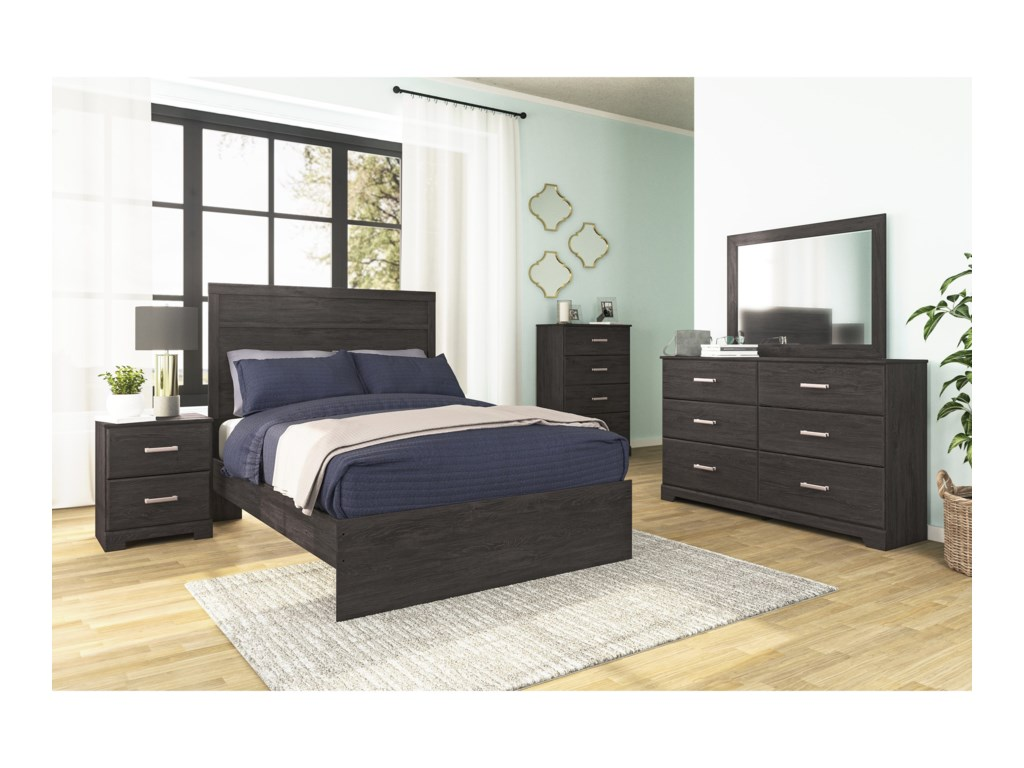 Signature Design by Ashley BelachimeFull Panel Bed