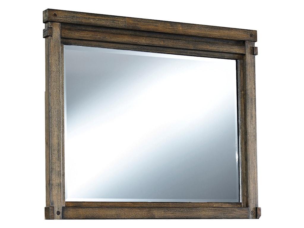 Ashley (Signature Design) LeystoneLandscape Mirror