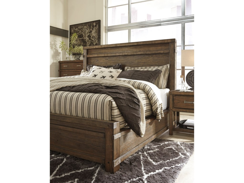 Ashley (Signature Design) LeystoneQueen Bed