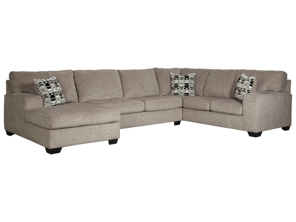 Signature Design Ballinasloe3-Piece Sectional