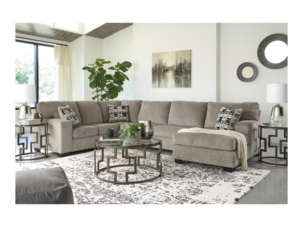 Signature Ballinasloe3-Piece Sectional