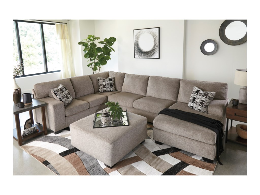 Signature Design by Ashley Ballinasloe3-Piece Sectional