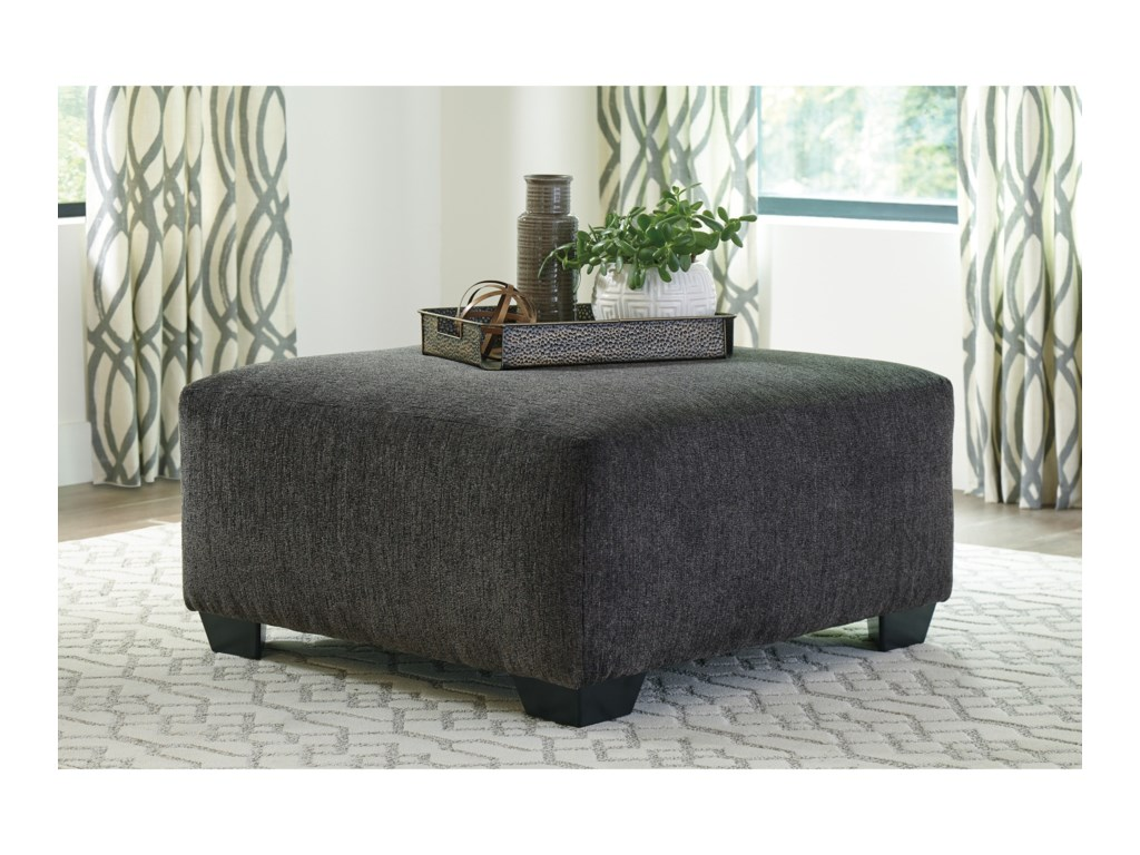 Signature Design by Ashley BallinasloeOversized Accent Ottoman