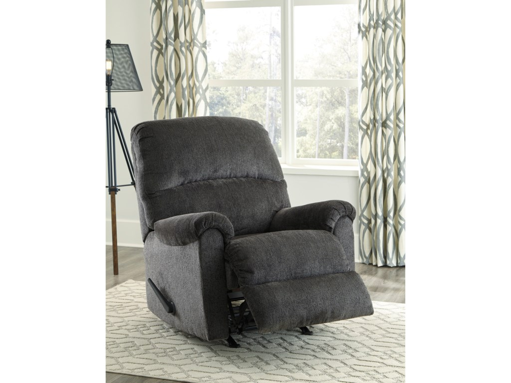 Signature Design by Ashley BallinasloeRocker Recliner