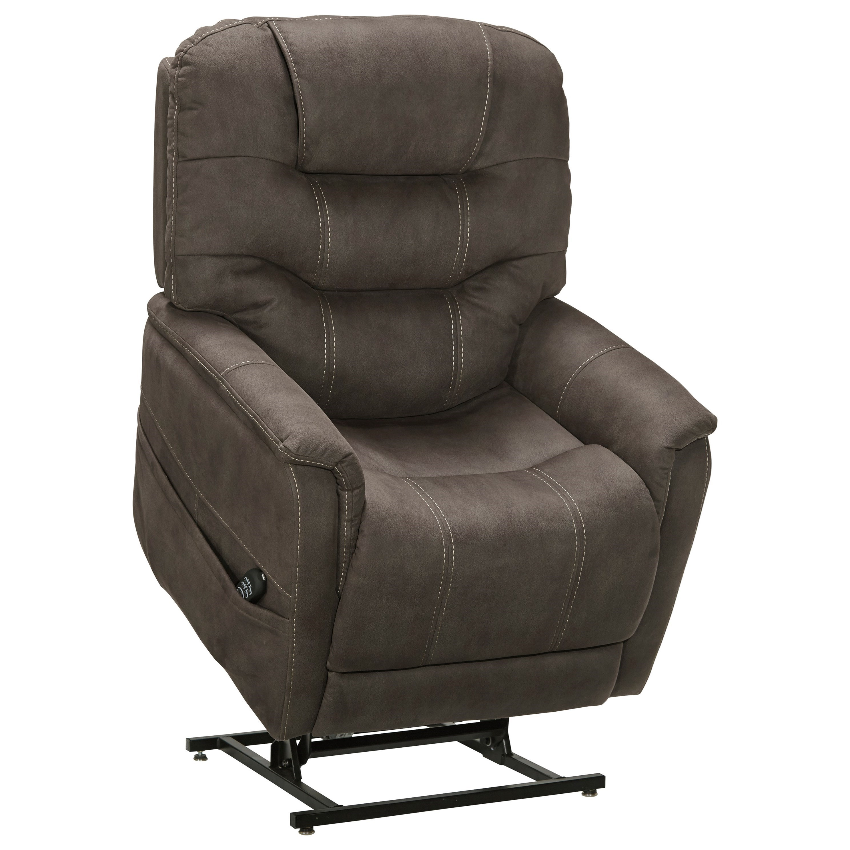 ... Signature Design By Ashley BallisterPower Lift Recliner ...