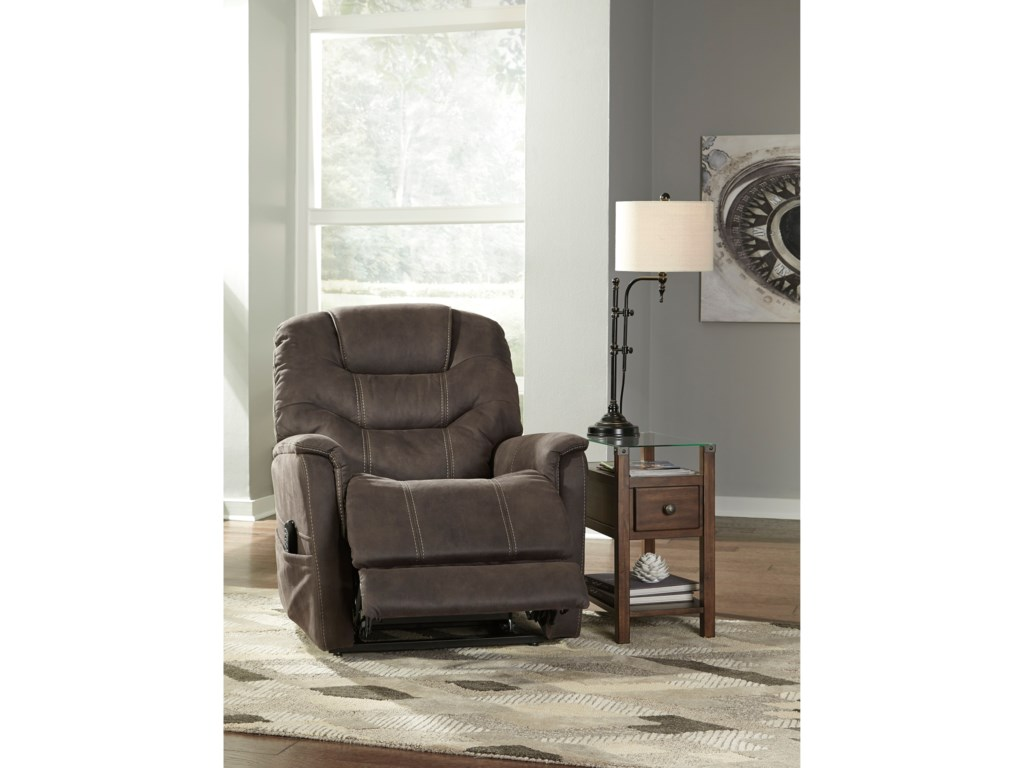 Signature Design by Ashley BallisterPower Lift Recliner